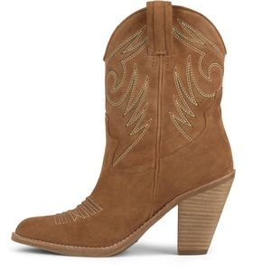 Jeffrey Campbell Audie Western Boots Size 7